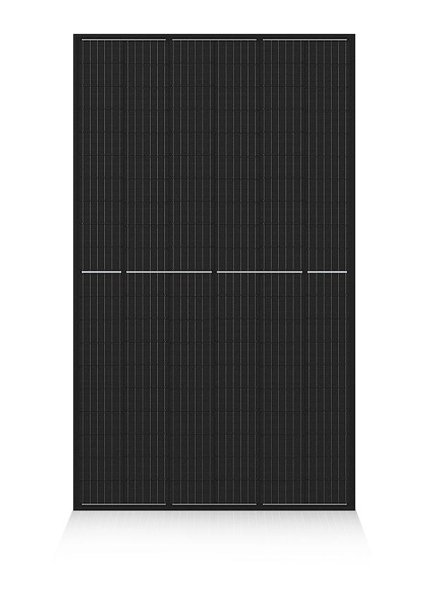 The advantage of the whole black solar panel?(图2)